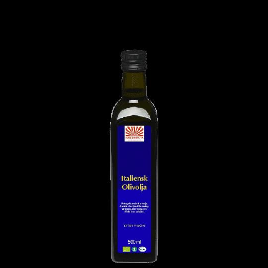 Olivolja extra virgin KRAV, 500 ml