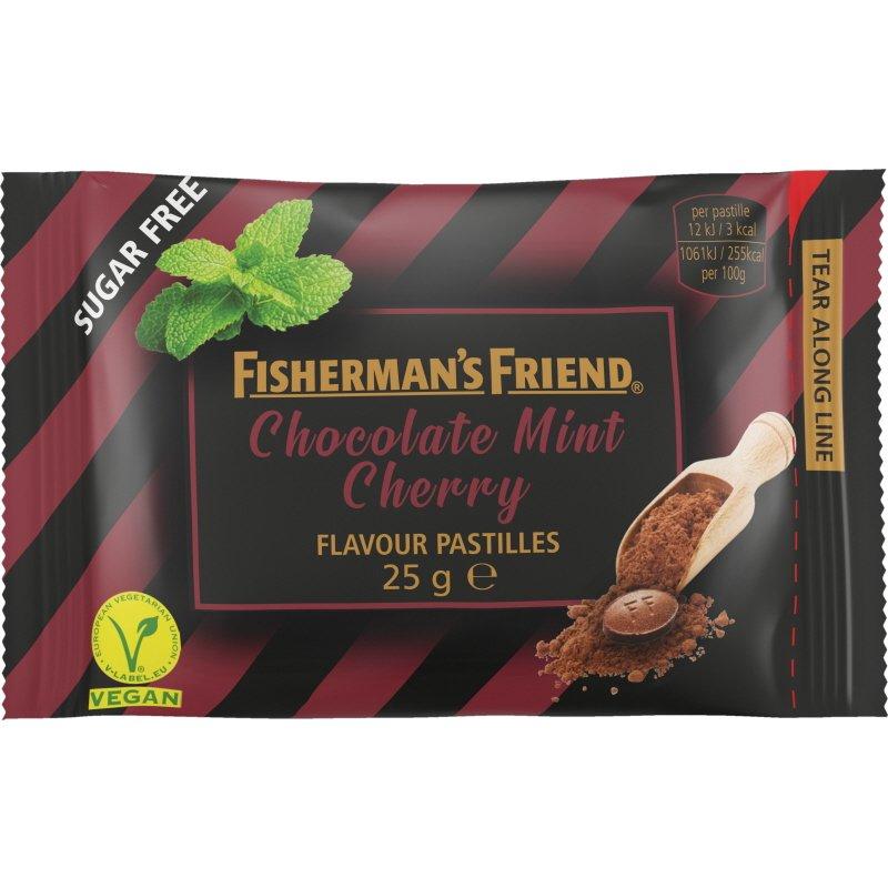 Pastiller Choklad, mint & körsbär - 28% rabatt