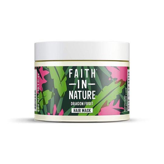 Faith in Nature Dragon Fruit Revitalising Hair Mask, 300 ml