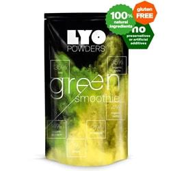 Lyofood Green Smoothie Mix 42 G - Bottle Size