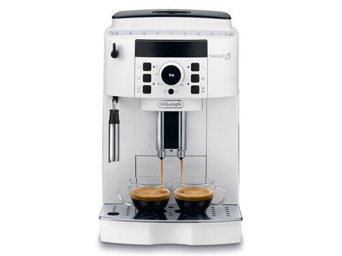 Delonghi Ecam 21.117.w Magnifica S Espressomaskin - Vit