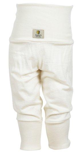 Janus Baby Lightwool Bukse, Off White, 50