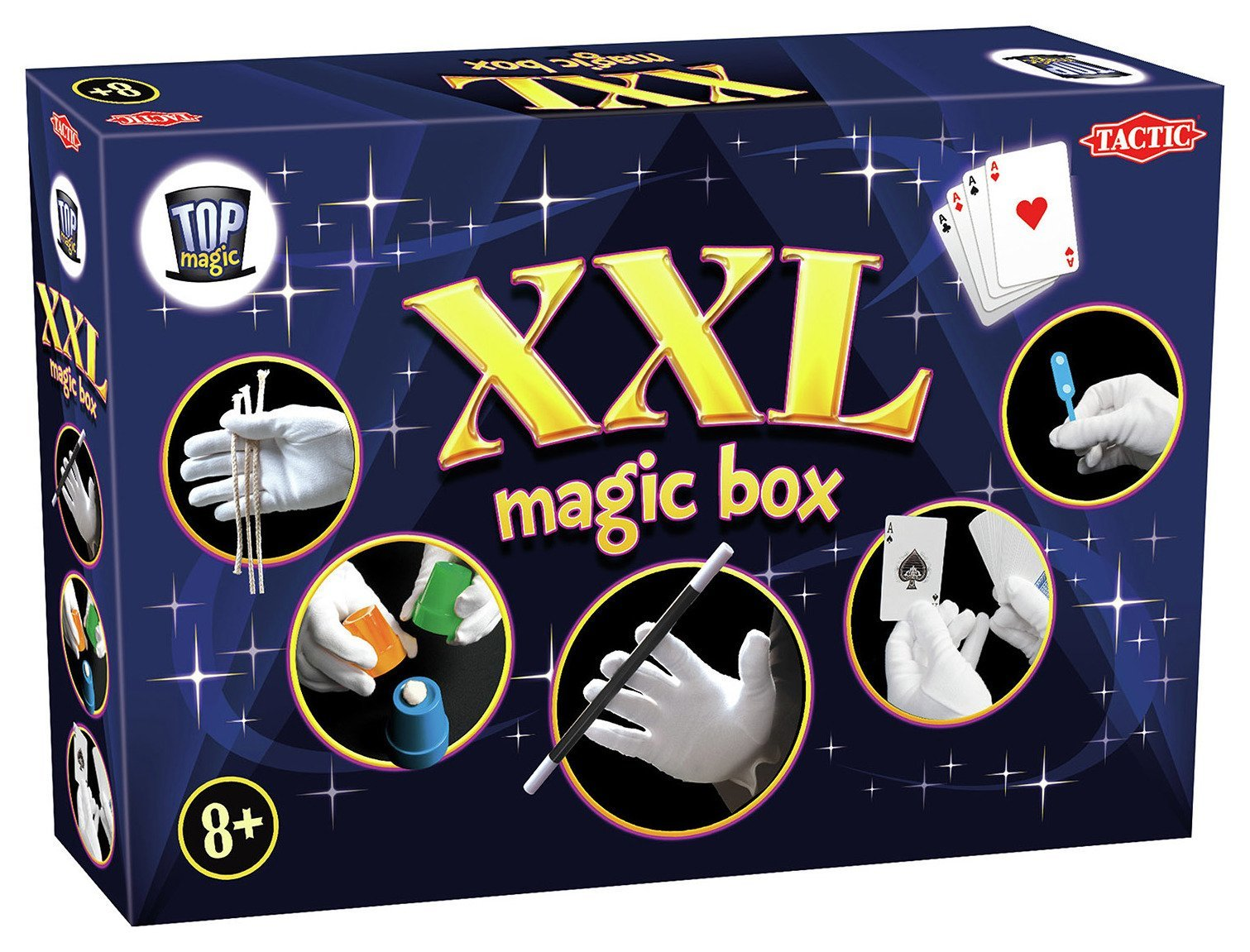 Tactic - XXL Magic Box (40167)