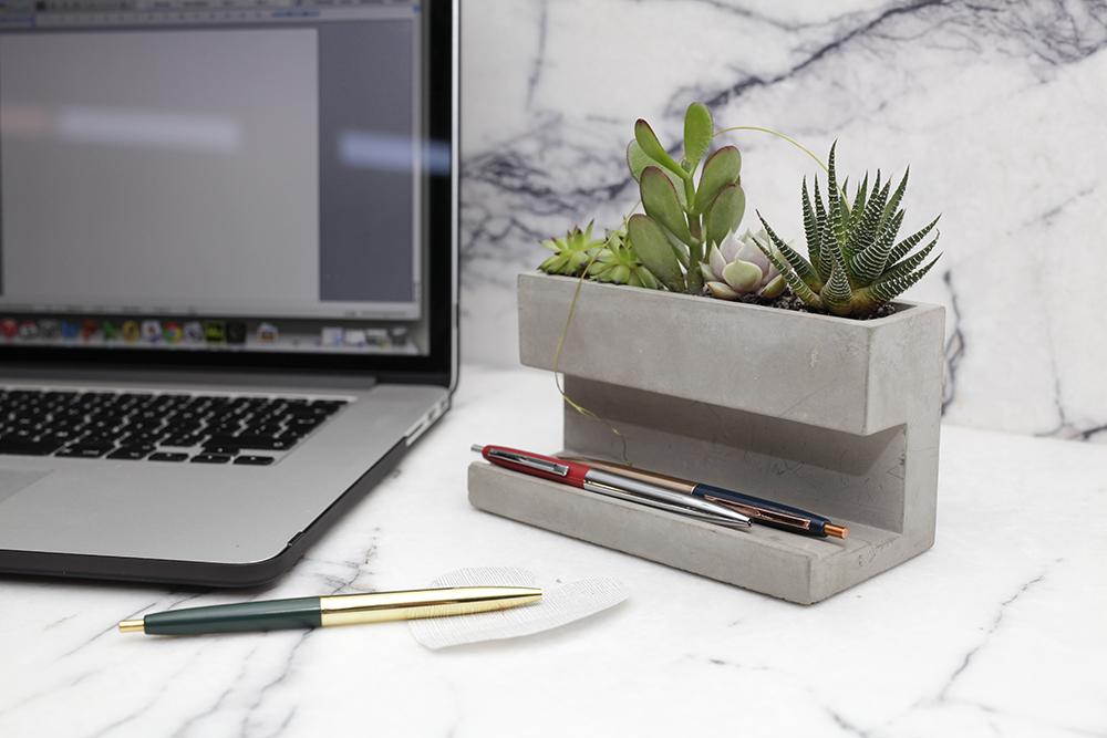 Planter And Pen Holder Large (PL02-L)