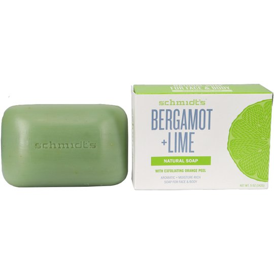 Tvål Bergamot & Lime - 45% rabatt