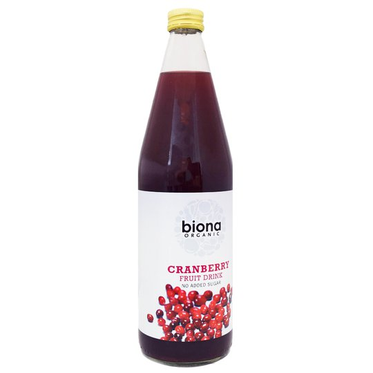 Tranbär- & Druv-dryck - 60% rabatt