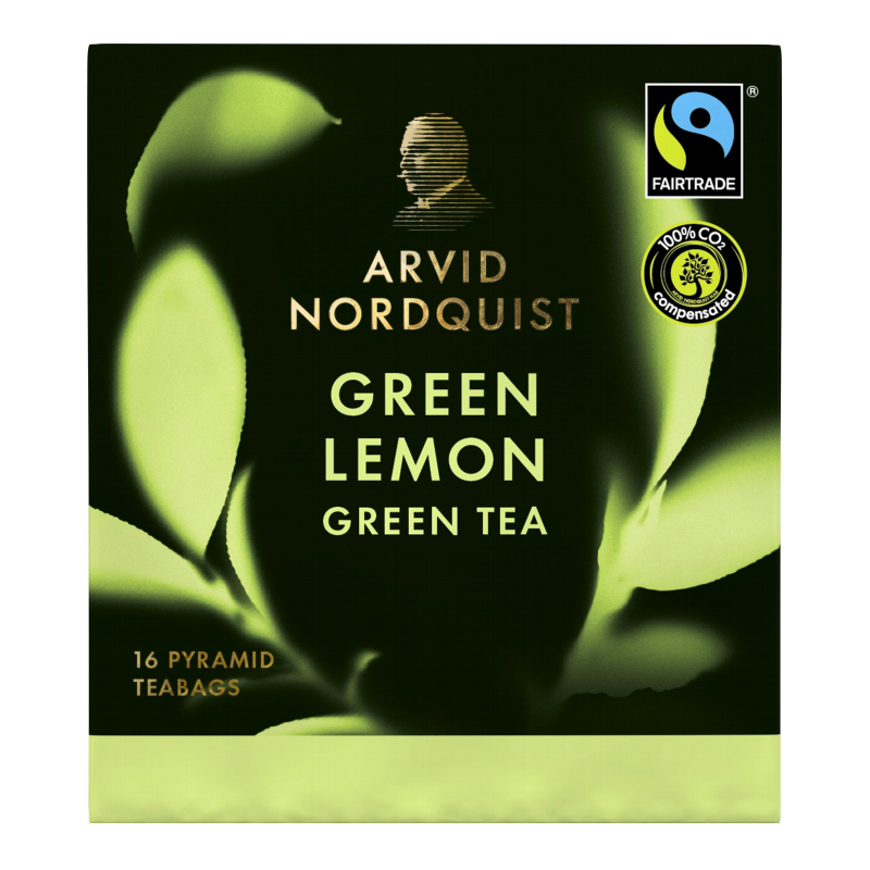Grönt Te Lemon 16-pack - 28% rabatt