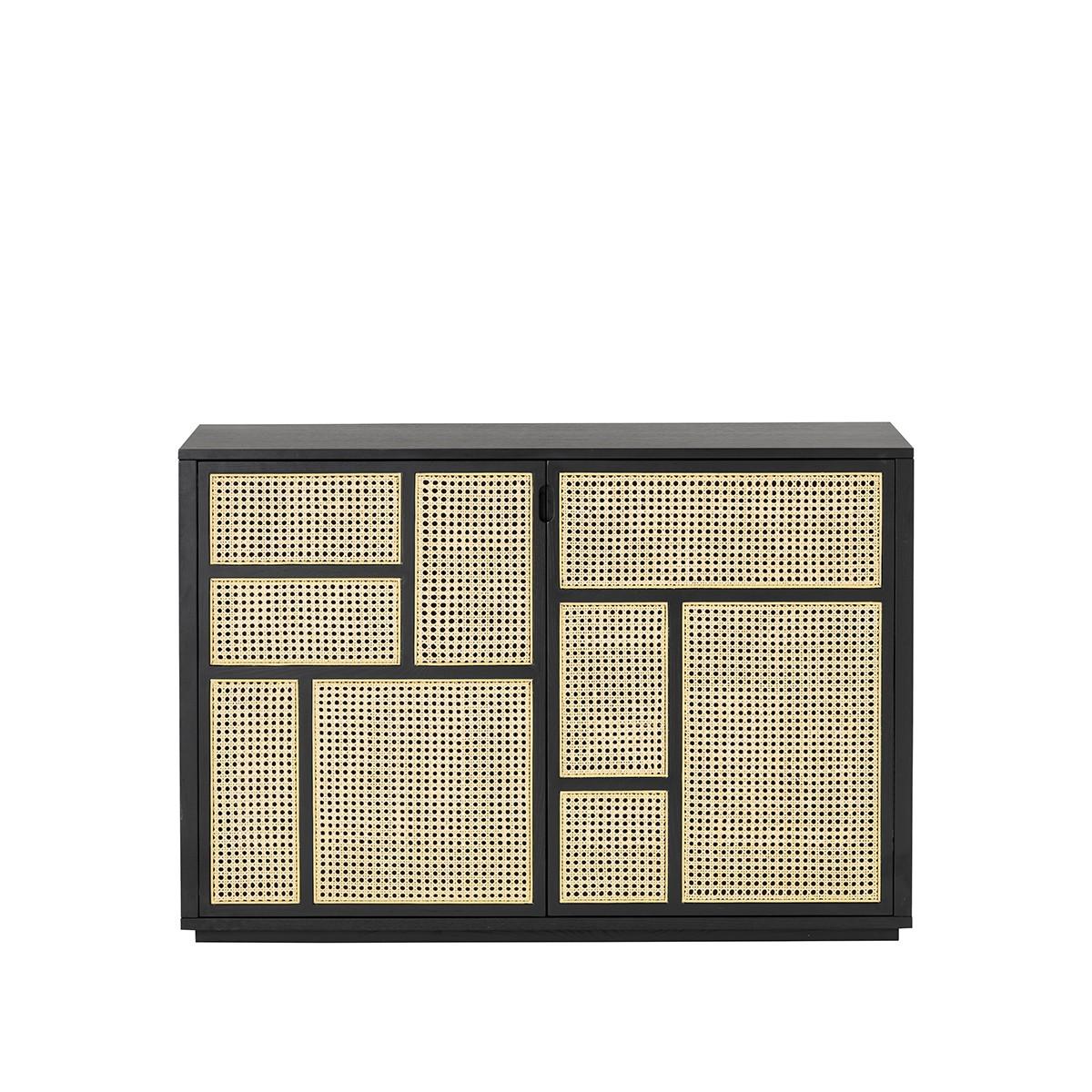 Design House Stockholm I Air Sideboard | Black
