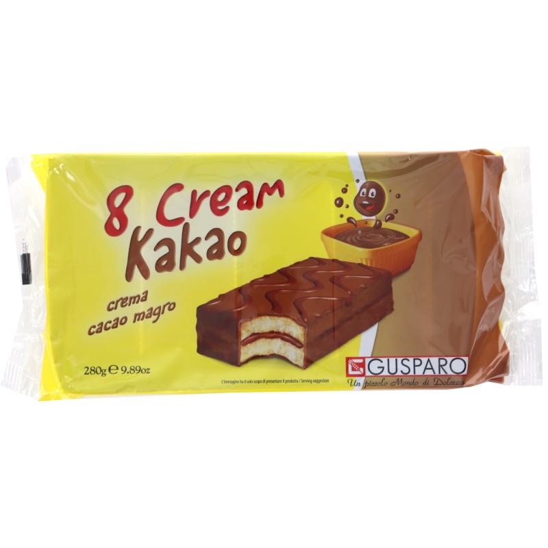 Cream Kakao Fikabröd 8-pack - 24% rabatt
