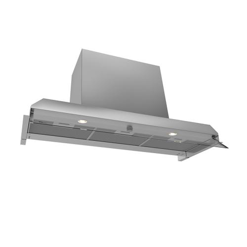 Thermex Integro 80 Cm M/motor Underbyggnadsfläkt - Rostfritt Stål