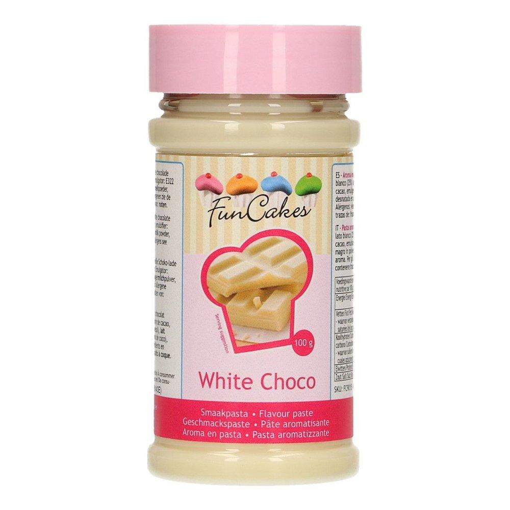 FunCakes Smaksättning White Choco - 100g