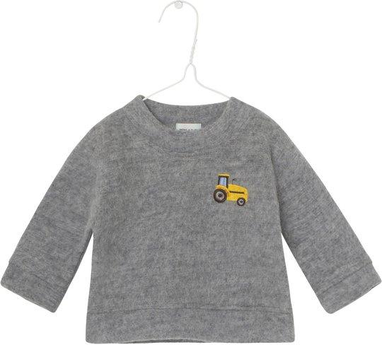 Mini A Ture Jannic Genser, Grey Melange 74