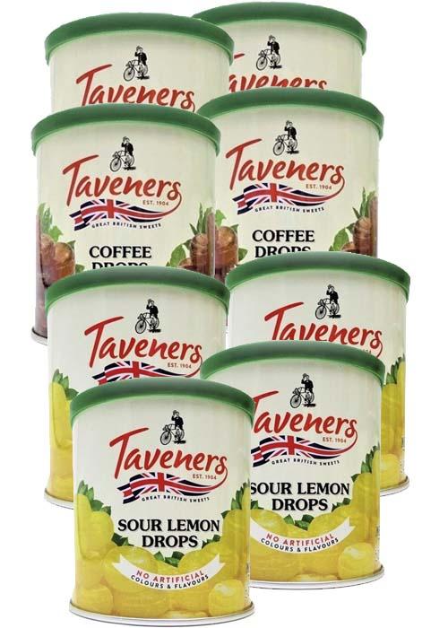 Taveners Mix 200g x 8 st