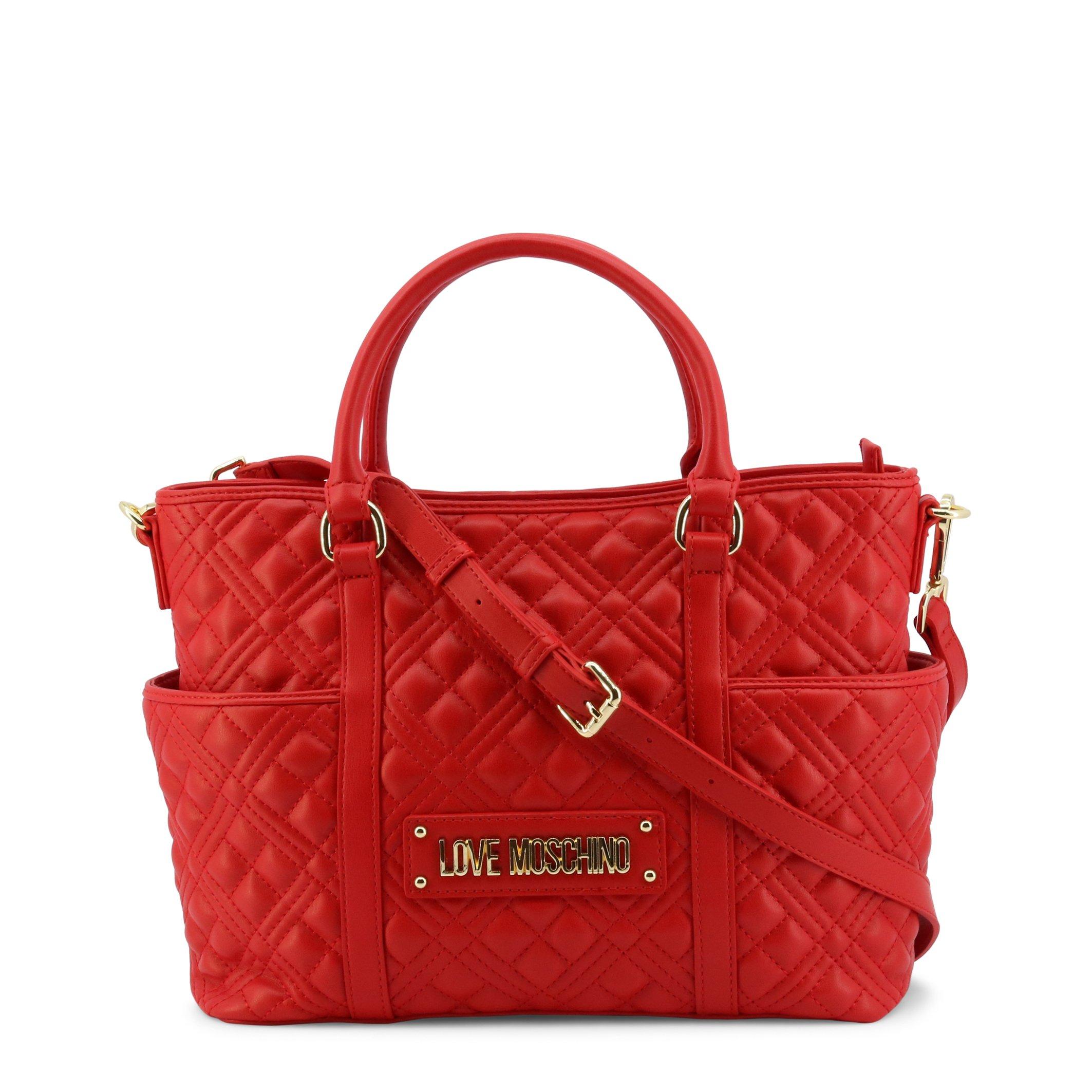 Love Moschino Women's Handbag Various Colours JC4203PP0CKA0 - red NOSIZE