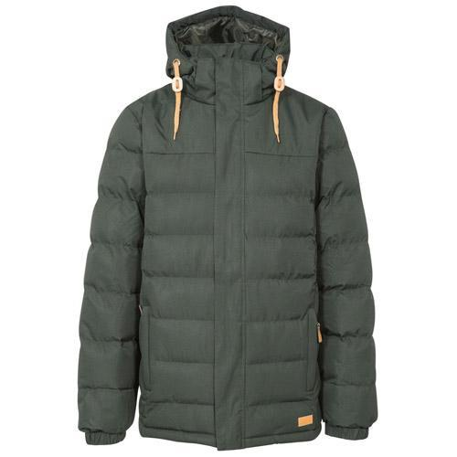 Trespass Men's Insulated Jacket Various Colours Westmorland - Olive XS