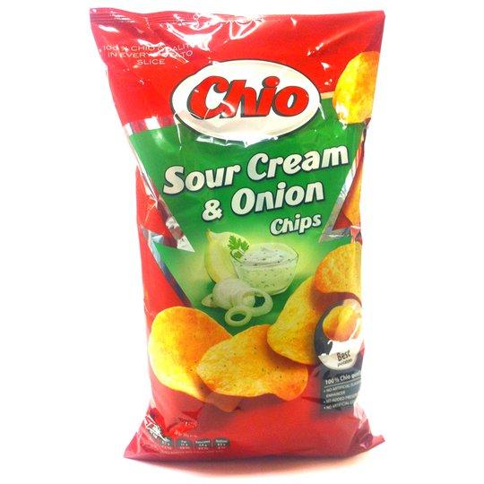 Chips, Chio Sourcream & Onion 150g - 22% rabatt
