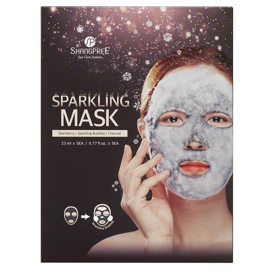 Sparkling Mask, Shangpree K-Beauty