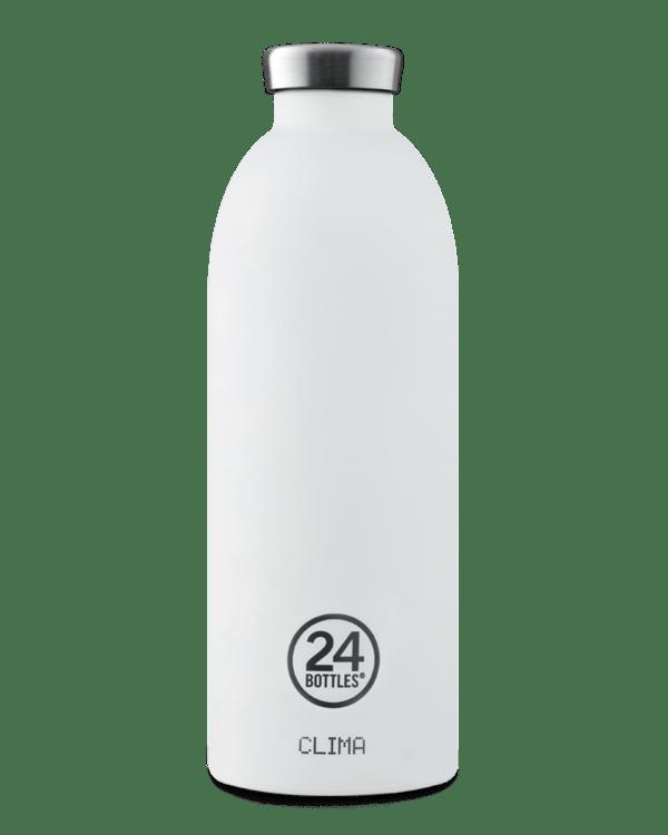 24 Bottles - Clima Bottle 0,85 L - Ice White (24B439)