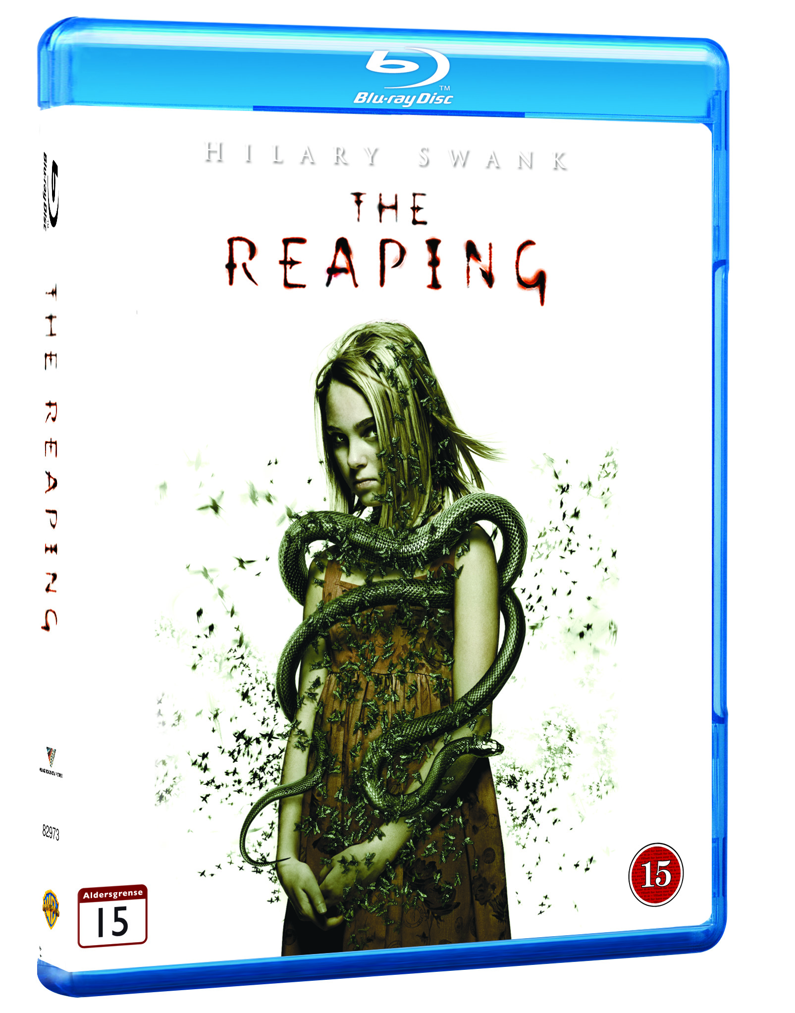 Reaping The - Blu Ray