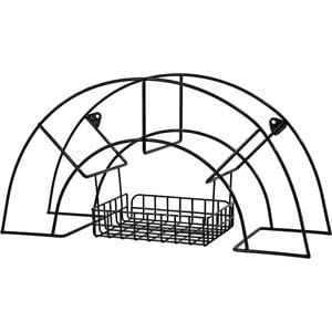 Slanghållare med hylla, 60 m