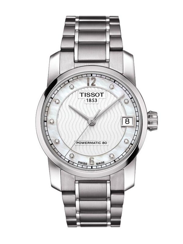 Tissot TITANIUM AUTOMATIC LADY T087.207.44.116.00