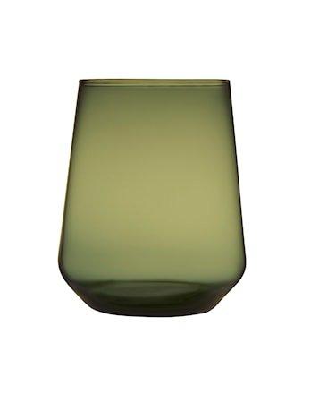 Essence glass 35 cl mosegrønn 2 stk.