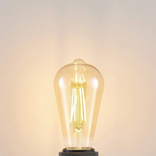 LED-lamppu E27 ST64 6,5 W 2 500 K meripihka