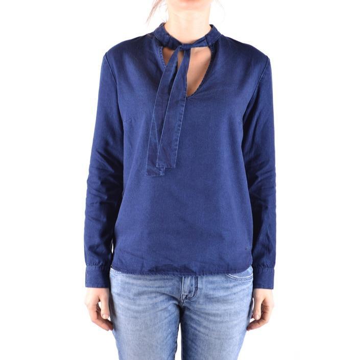 Jacob Cohen Women's Sweater Blue 162521 - blue S