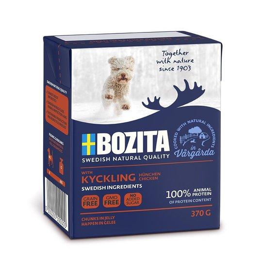 Bozita Kyckling Bitar i Gelé 370 g