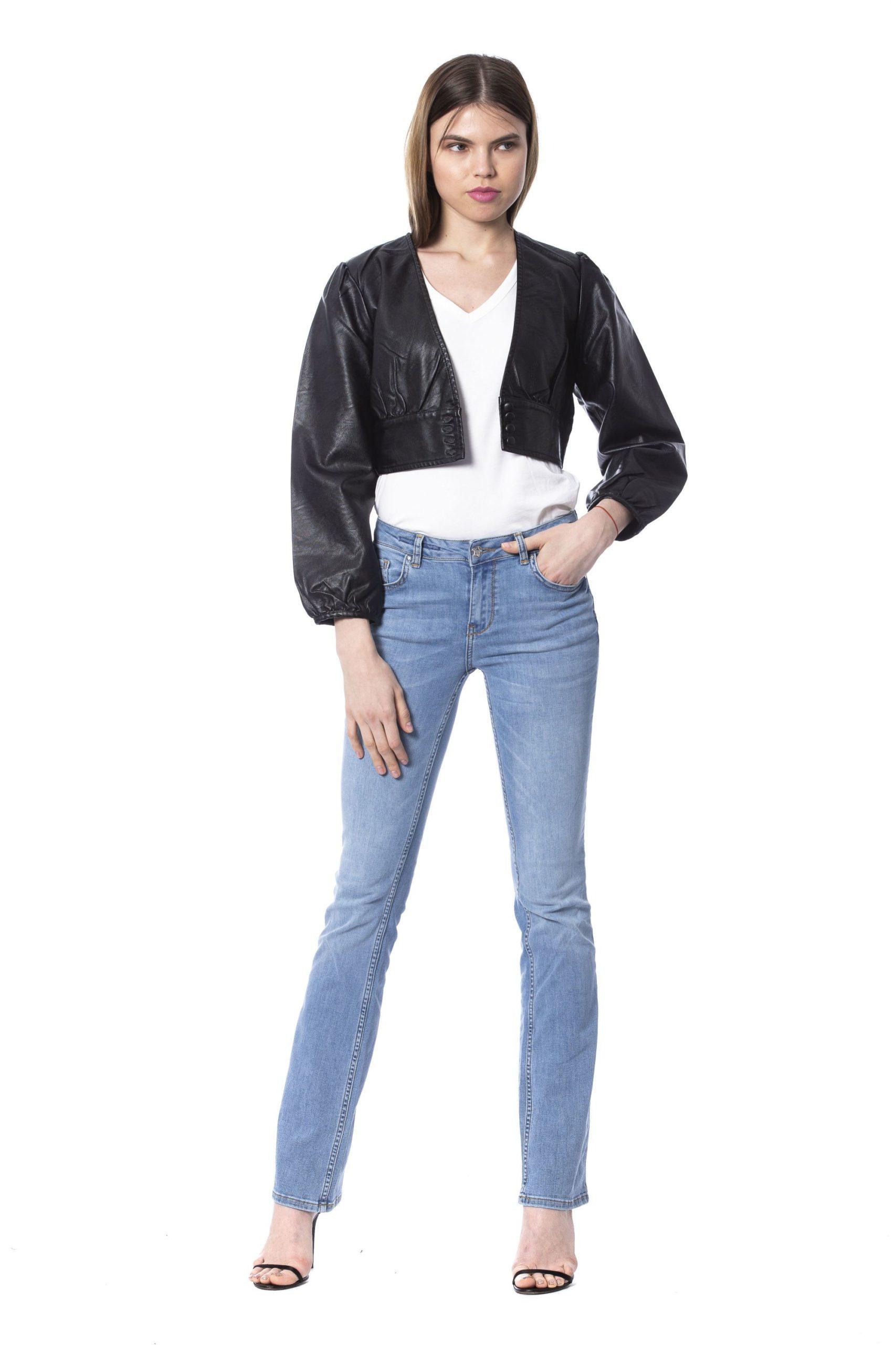 Silvian Heach Women's Jackets Black SI992668 - M