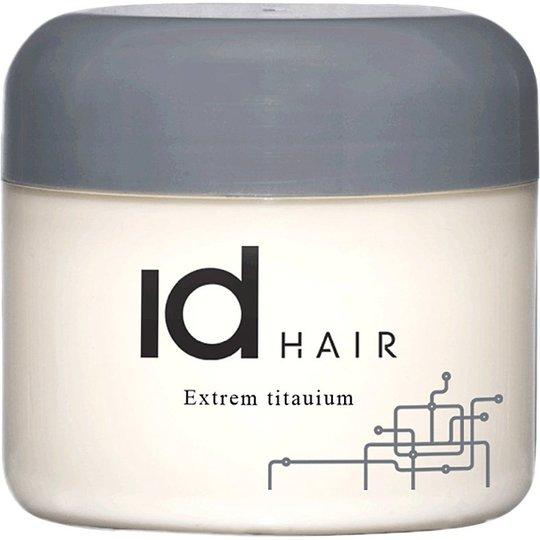 ID HAIR Extreme Titanium Wax, 100 ml IdHAIR Muotoilutuotteet