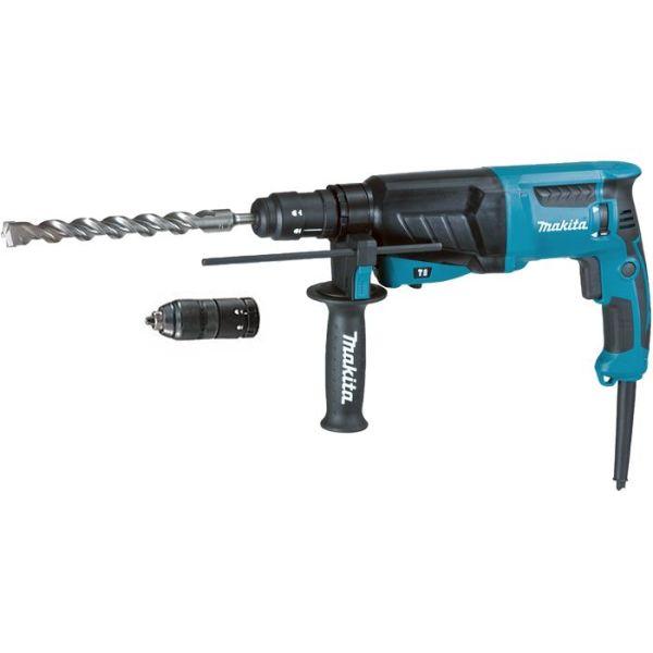 Makita HR2630TJ Borhammer 800 W