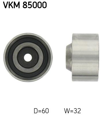 Ohjainrulla, hammashihna SKF VKM 85000