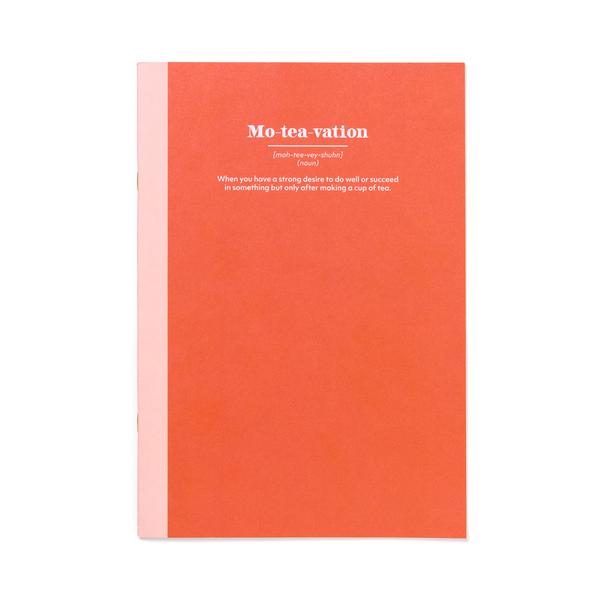 Mo-tea Vation A4ish Notebook