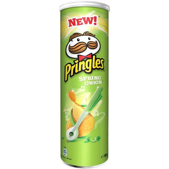 """Snacks """"Spring Onion"""" 190g - 47% rabatt"""