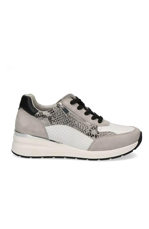 Caprice Sneakers Grå Multi
