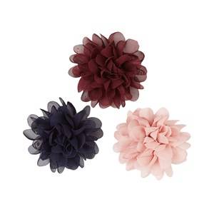 Creamie Flowerpins 3-Pack Total Eclipse one size