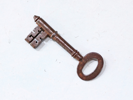 Old Key - Large Antique Large