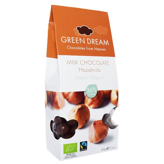 Chokladdoppade Hasselnötter - 17% rabatt