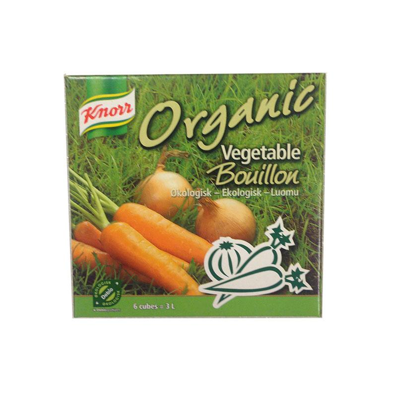 Ekologisk grönsaksbuljong - 21% rabatt