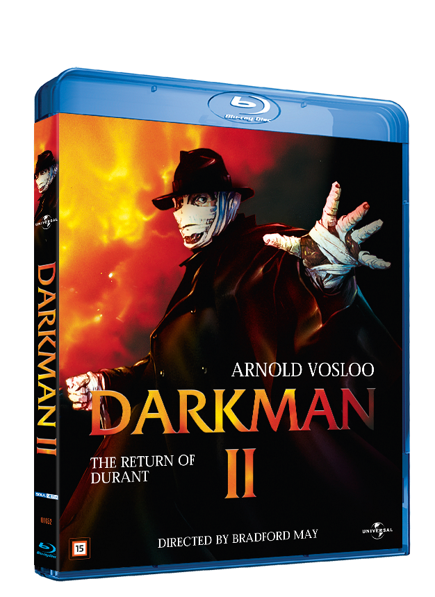 Darkman 2 Blu Ray