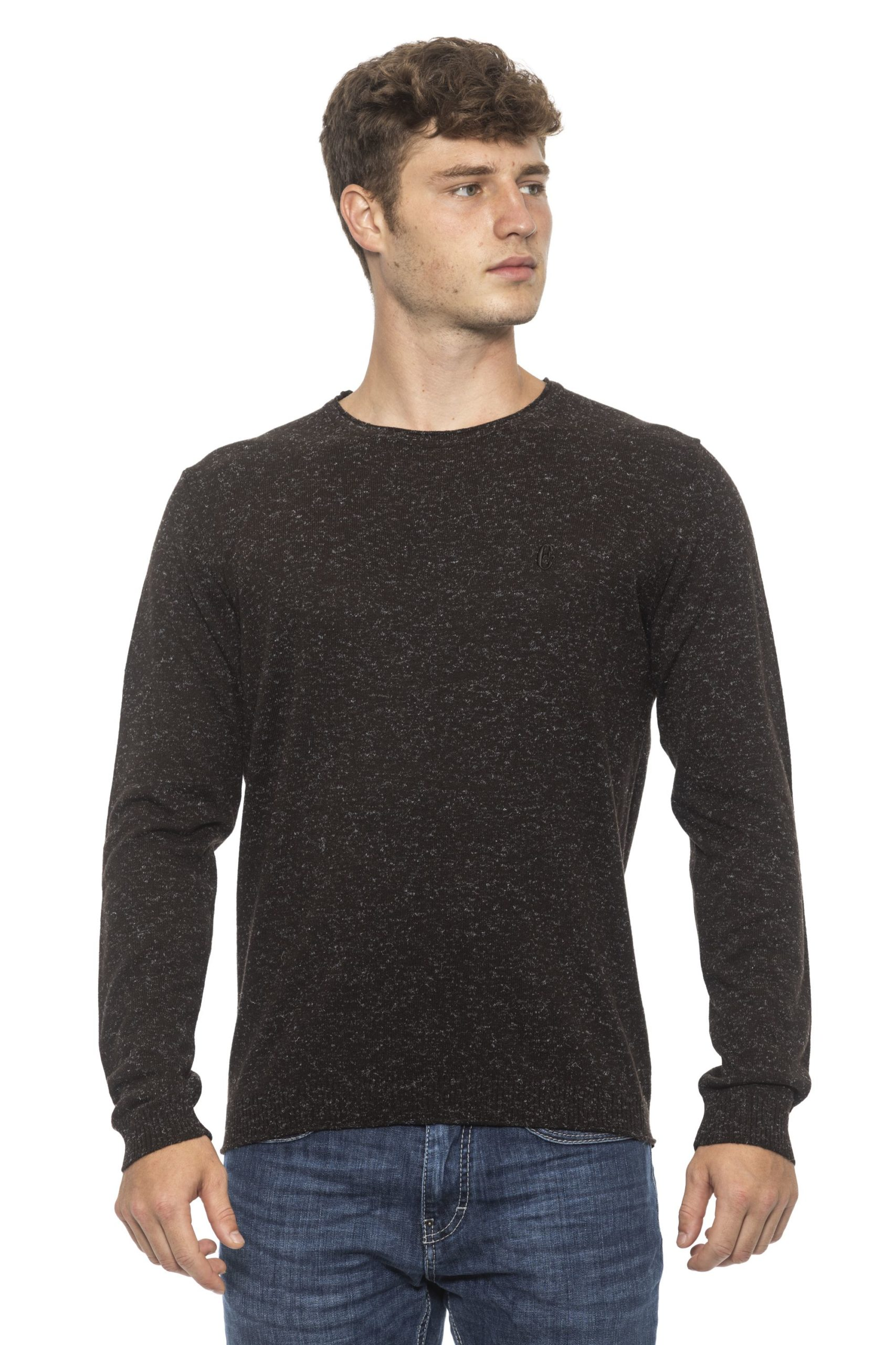 Conte of Florence Men's Sweater Brown CO1272746 - M