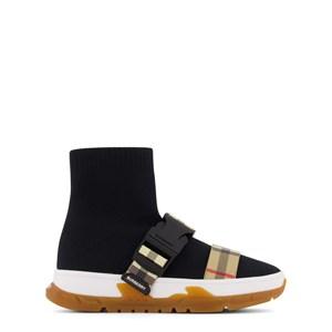 Burberry Union Sock Sneakers Svarta 30 (UK 11.5)