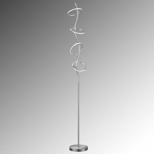 LED-lattialamppu Olympus himmentimellä 4 lamppua