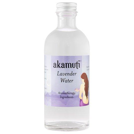 Akamuti Organic Lavender Water, 100 ml