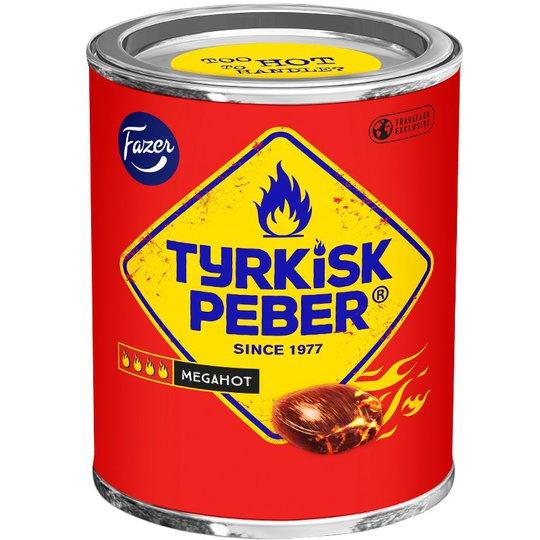 Tyr Tyrkisk Peber Megahot Tin 300g 300g - 33% alennus