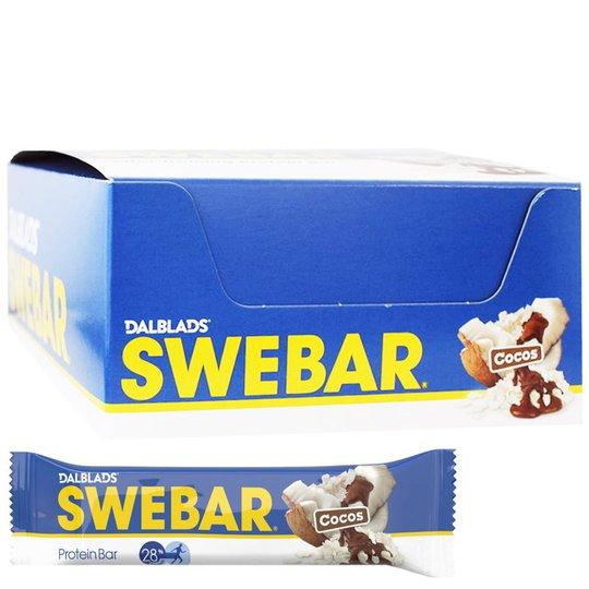 Proteinbars Kokos 20-pack - 40% rabatt