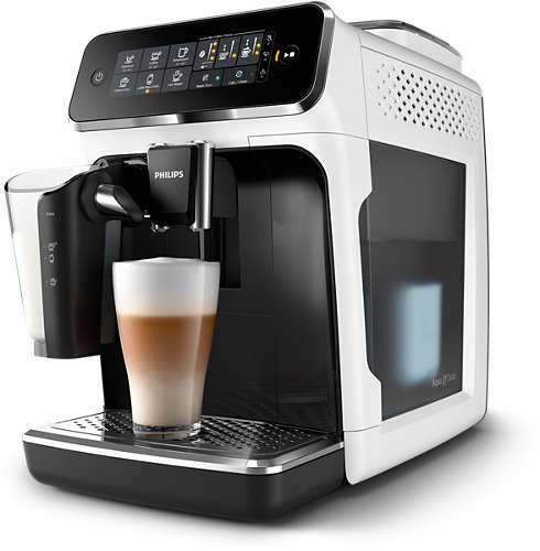 Philips Ep3243/50 Espressomaskin - Vit