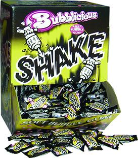 Shake Bubblicious - 300 st