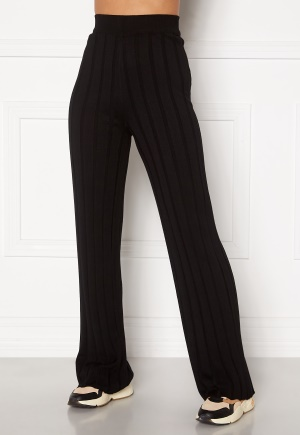 Happy Holly Anabelle Knitted pants Black 52/54